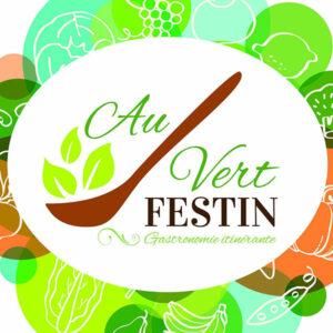 Au Vert Festin food truck